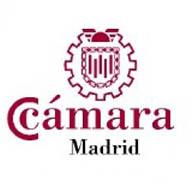 Logo Cámara de comercio de Madrid