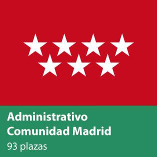 Administrativo Comunidad Madrid